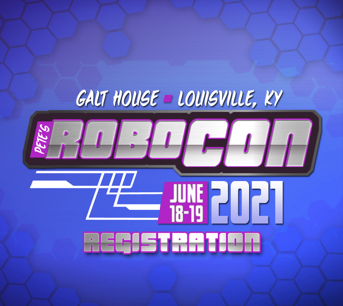 *New* RoboCon 2021 Pre-Registration