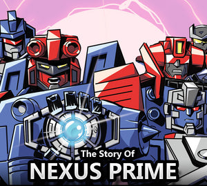 "TF Collectors' Club Magazine ""Nexus Prime"" Bundle"