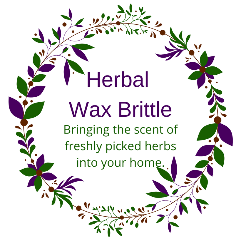 Herbal Wax Brittle