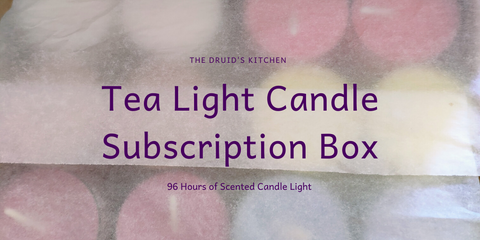 Subscription Boxes by The Druid's Kitchen