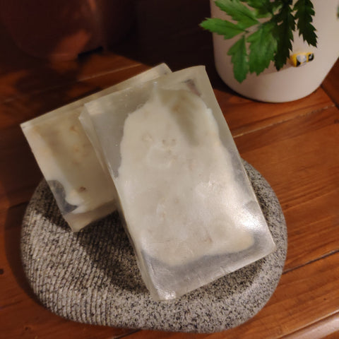 Kaolin and Oats Bar Soap
