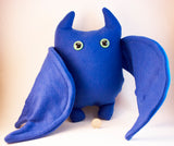 Blue Frightdorable Bat, Plushies - Team Manticore