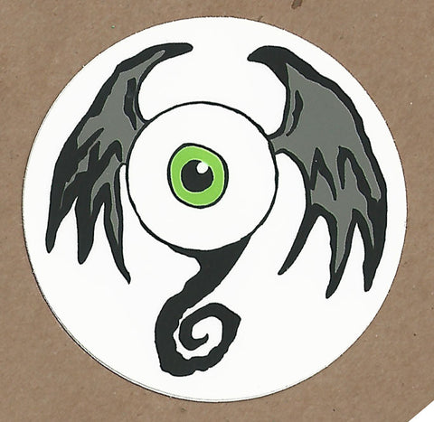 Fleye Sticker, Sticker - Team Manticore