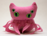 SpiderCat (Small), Plushies - Team Manticore