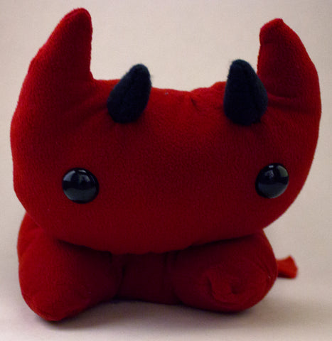 Devil Cat, Plushies - Team Manticore
