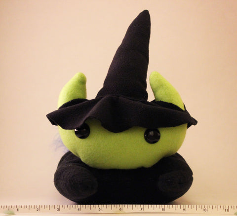 Witch Cat (Large), Plushies - Team Manticore