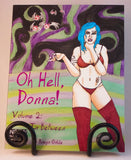 Oh Hell, Donna! Volume Two (Physical copy), Book - Team Manticore