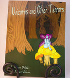 Unicorns and Other Terrors (Physical Copy), Book - Team Manticore