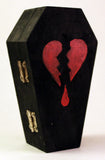 Coffin Jewelry Box, Jewelry - Team Manticore
