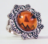 Jack o Lantern Ring, Jewelry - Team Manticore