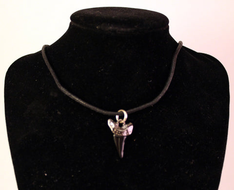 Sharktooth Necklace, Jewelry - Team Manticore