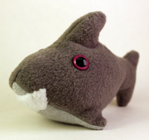 Frightdorable Shark (Small), Plushies - Team Manticore