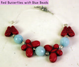 Butterfly Bracelet, Jewelry - Team Manticore