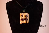 Jack O Lantern Necklace, Jewelry - Team Manticore