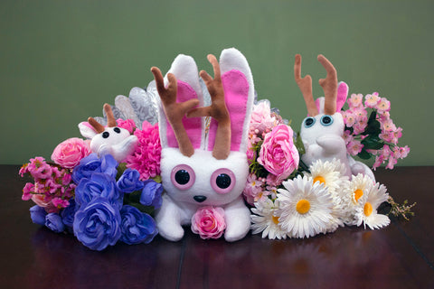Frightdorable Jackalopes (Limited Edition)