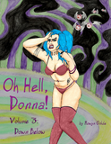 Oh Hell, Donna! Volume Three (Physical copy), Book - Team Manticore