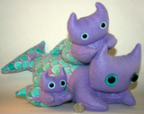 Frightdorable Mercat (Purple), Plushies - Team Manticore
