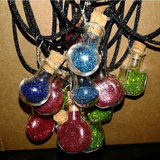 Potion Bottle Necklaces