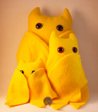Yellow Frightdorable Bat, Plushies - Team Manticore