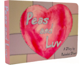 Peas and Luv Children's Book, Board Book - Team Manticore