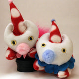 Clown Cat, Plushies - Team Manticore