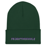 Frightdorable Logo Beanie, Apparel - Team Manticore