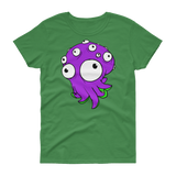 Cute Cephalopod T-Shirt (Womens)