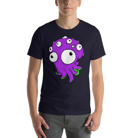 Cute Cephalopod T-Shirt (Mens), Apparel - Team Manticore
