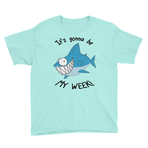 Optimist Shark T-Shirt (Youth)