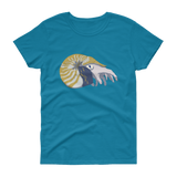 Creepy Cephalopod T-Shirt (Womens), Apparel - Team Manticore