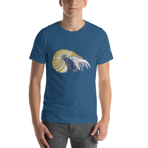 Creepy Cephalopod T-Shirt (Mens), Apparel - Team Manticore