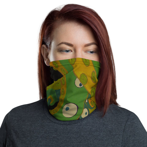 Tentacle Field Mask/Neck Gaiter