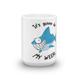 Optimist Shark Mug, Mug - Team Manticore