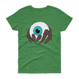 Cute Spider Eye T-Shirt (Womens), Apparel - Team Manticore