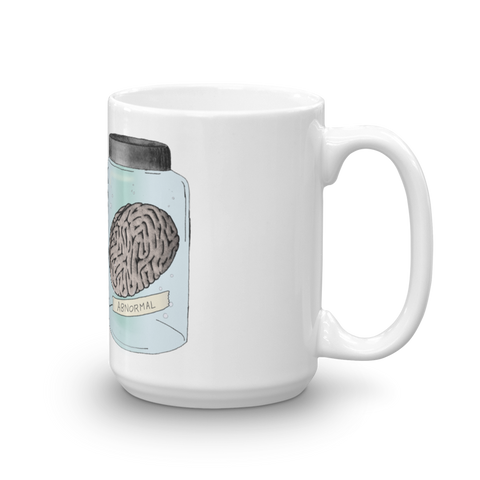 Abnormal Brain Mug