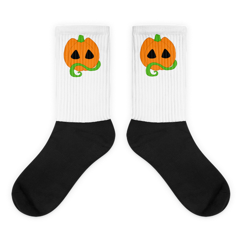 Pumpkitten Socks, [product_type] - Team Manticore