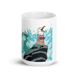 The Little Gullmaid Mug