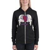 Headsplitter Zip Hoodie, Apparel - Team Manticore