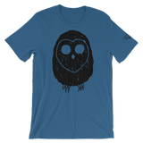 Black Owl Unisex T-Shirt, [product_type] - Team Manticore