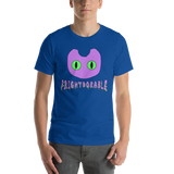 Frightdorable Cat T-Shirt (Mens), Apparel - Team Manticore
