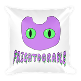 Frightdorable Cat Pillow