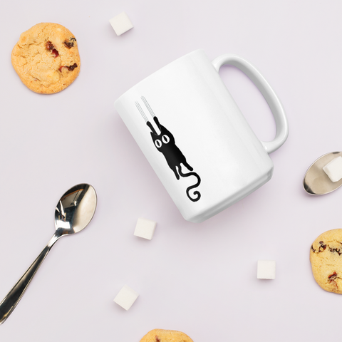 Skye's Clawmarks Mug, [product_type] - Team Manticore