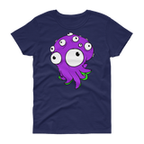 Cute Cephalopod T-Shirt (Womens), Apparel - Team Manticore