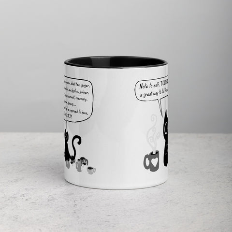 House Frightdorable Morning Beverage Mug
