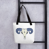 Lock the Door Tote bag