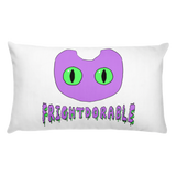 Frightdorable Cat Pillow, Pillow - Team Manticore