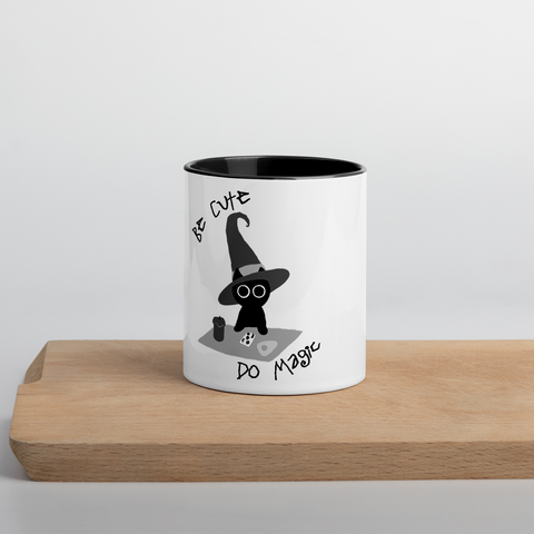 Be Cute Do Magic Mug