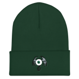 Fleye Cuffed Beanie, [product_type] - Team Manticore