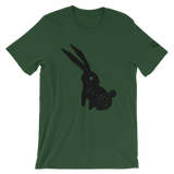 Black Rabbit Unisex T-Shirt, [product_type] - Team Manticore