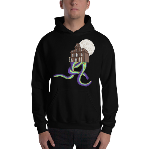 Dark House Hooded Sweatshirt, Apparel - Team Manticore